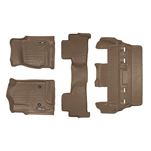 Maxfloormat Floor Mats For Chevrolet Tahoe Gmc Yukon 2015 2016