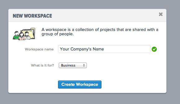 asana first login company to do overlay Company names