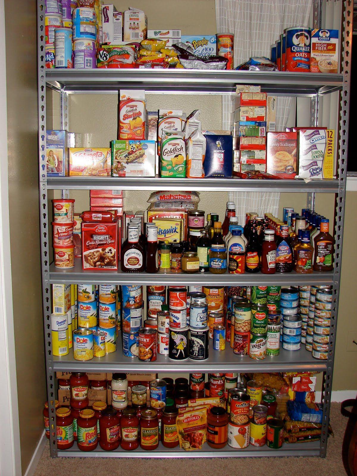 Food storage friday getting started food storage