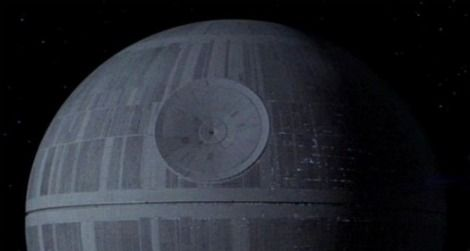 Could the Deathstar destroy a planet?