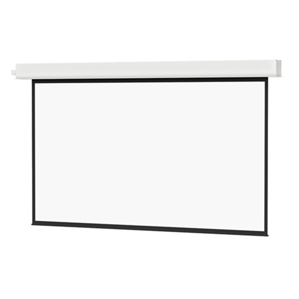 Da Lite 175 Diag 105x140 Advantage Electrol Projector Screen Video Format Matte White Fabric Projection Screen Projection Screens Projector Screen