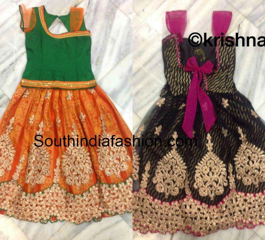 Kids Designer Lehengas Kids Lehenga Kids Indian Wear
