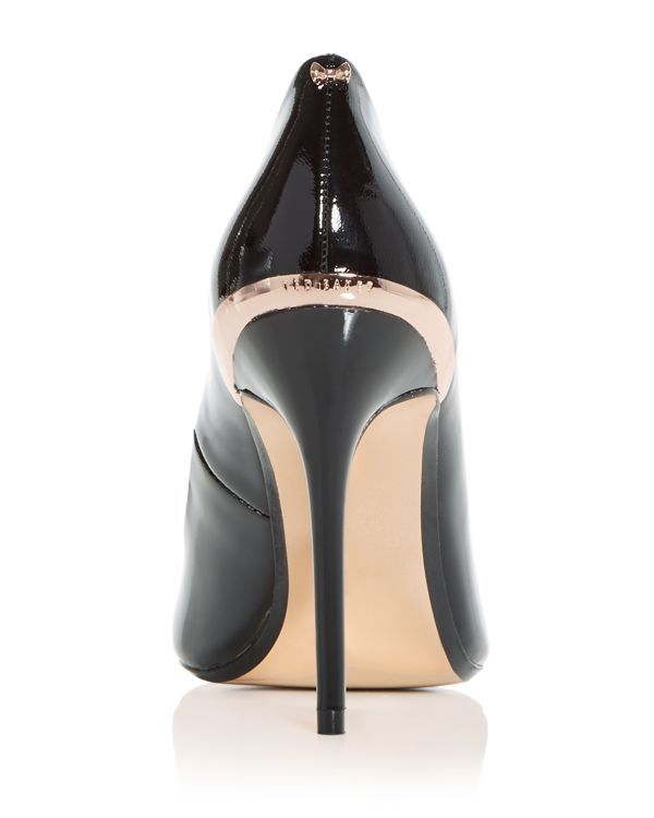39f19c9e0ee8e8 Ted Baker Women s Kaawa Patent Leather Pointed Toe Pumps
