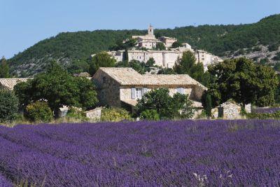 Village in Haute- Provence | by LOccitane en Provence