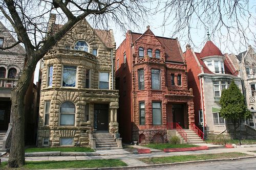 South King Drive Bronzeville Chicago Chicago Architecture Abandoned Mansion For Sale Cool Mansions