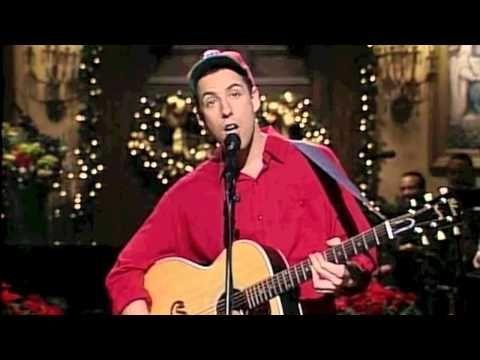 adam sandler the christmas song youtube - Adam Sandler Christmas