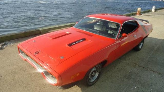 1971 Used Plymouth Road Runner For Sale At Webe Autos Serving Long