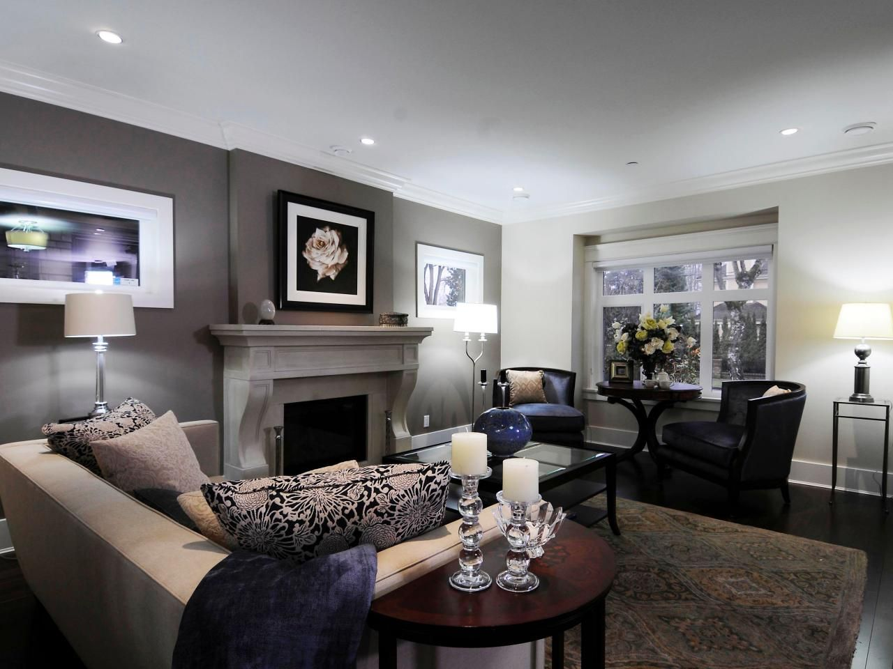 18+ Living room colors with accent wall ideas in 2021