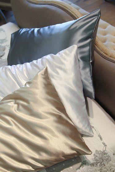 Benefits Of Satin Pillow Cases Luxury Satin Pillow Cases