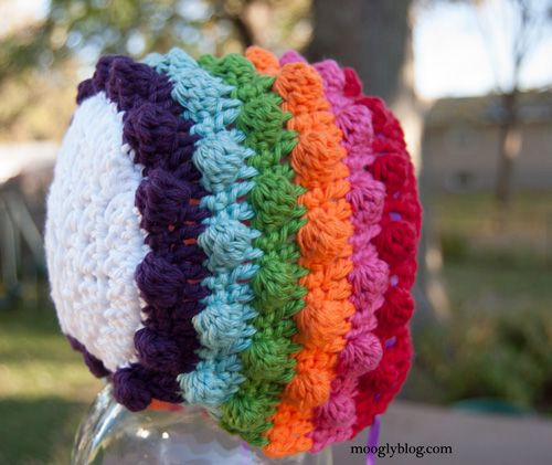 free crochet bonnet pattern crochet baby bonnet baby hat pattern bobble hat pattern