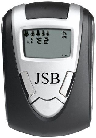 The JSB Portable Body Fat Monitor Can Measure : : Body Fat as a % of body mass : Steps Walked/Jogged : Distance Travelled  : Calorie Burnt while walking