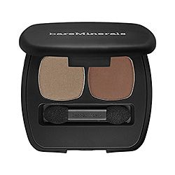 What it is: An eye shadow duo of pure, intense color with antiaging benefits. What it does: BareMinerals READY™ Eyeshadow provides exceptionally vivid, long-wearing complementary colors in an ultra-smooth, silky texture for effortless applicatio