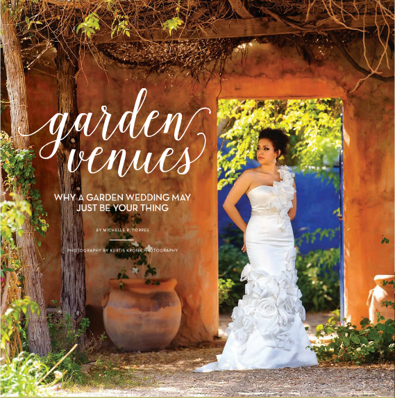 Dreaming Of A Garden Wedding? San Antonio Has Oodles Of Outdoor Garden  Venue Options!