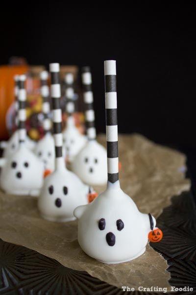 14 Halloween Cake Pops Ideas - Easy Halloween Treats - The Daily Spice