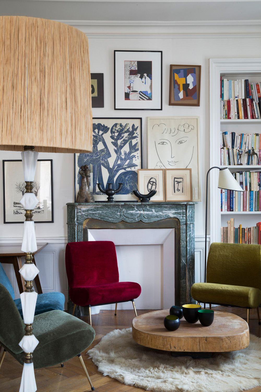 Innenarchitektur wohnzimmer für kleine wohnung les réalisations de luagence  artsy home  pinterest  wohnzimmer