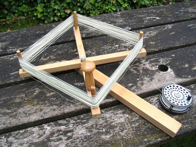 Reel Winder Winder Crafts For Boys Fly Fishing
