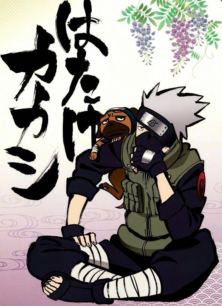 Hatake Kakashi wallpaper Naruto, Trovão