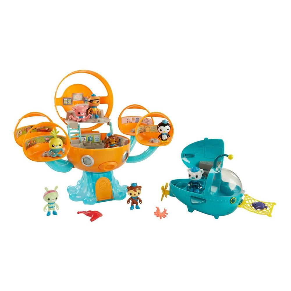 The Octonauts Mini Figures Octopod Fisher Price Indoor Toys