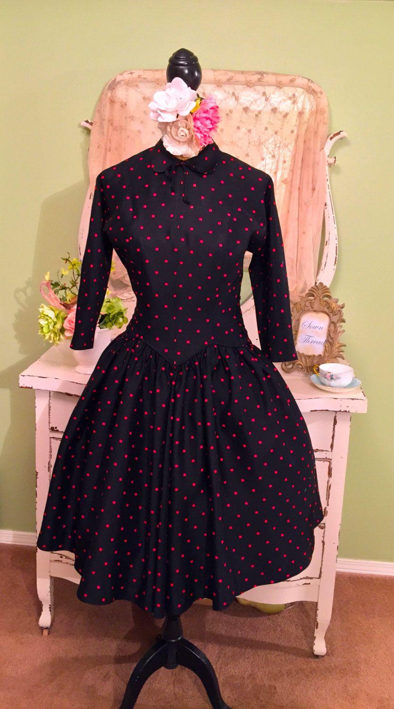 S princess dress s black rockabilly dress retro swing dress