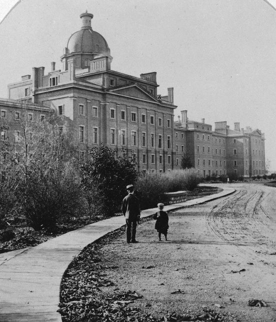 Asylum, Toronto By William Notman