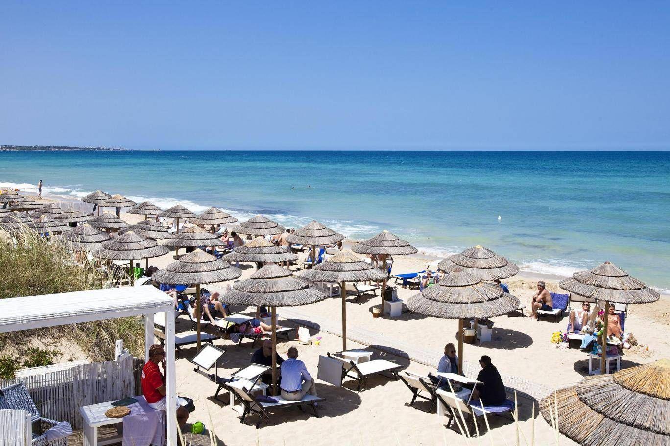 The Torre Coccaro Beach Club