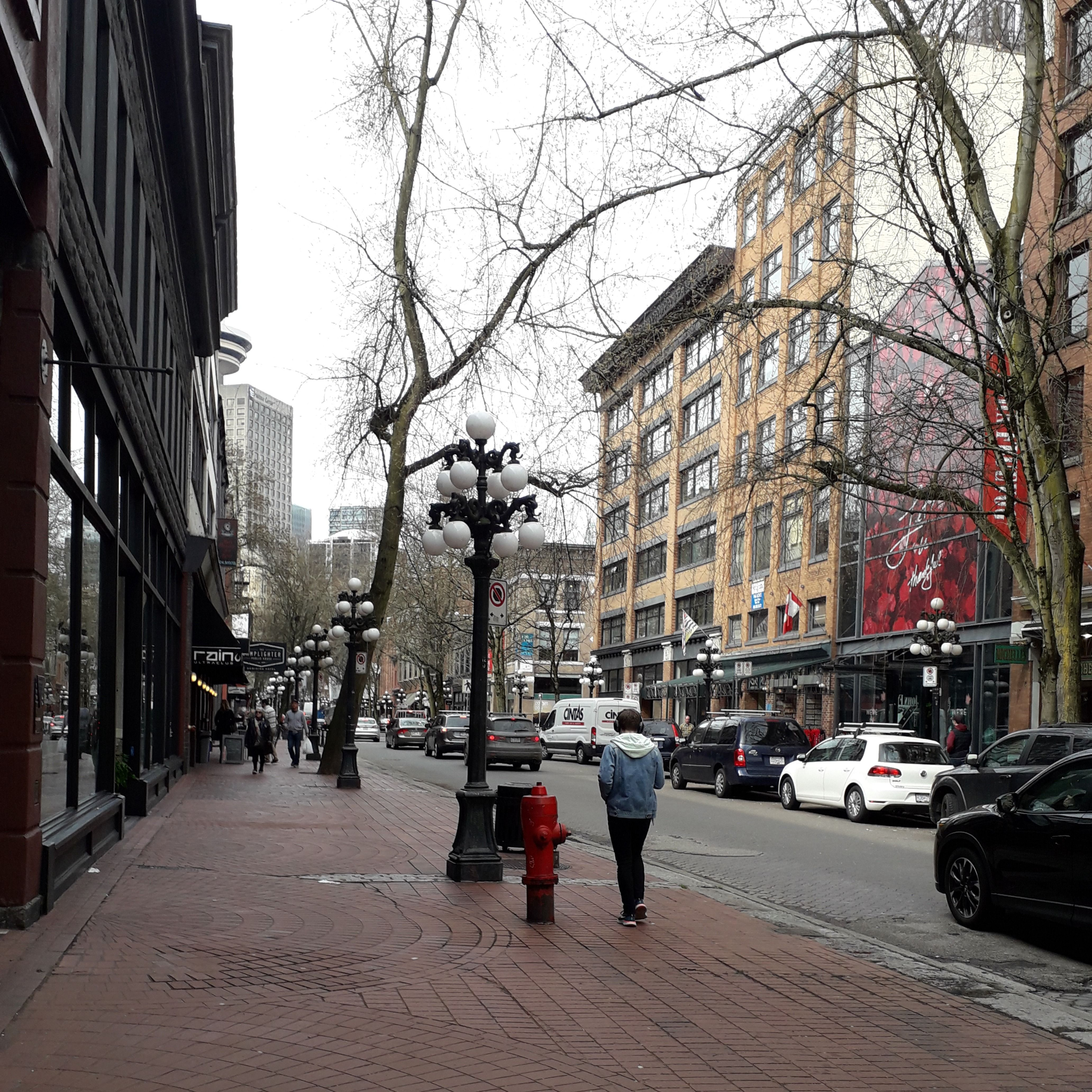 Gastown Vancouver: VANCOUVER