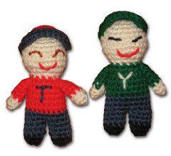 Ravelry: Amigurumi Buddies pattern by Lori Hansen