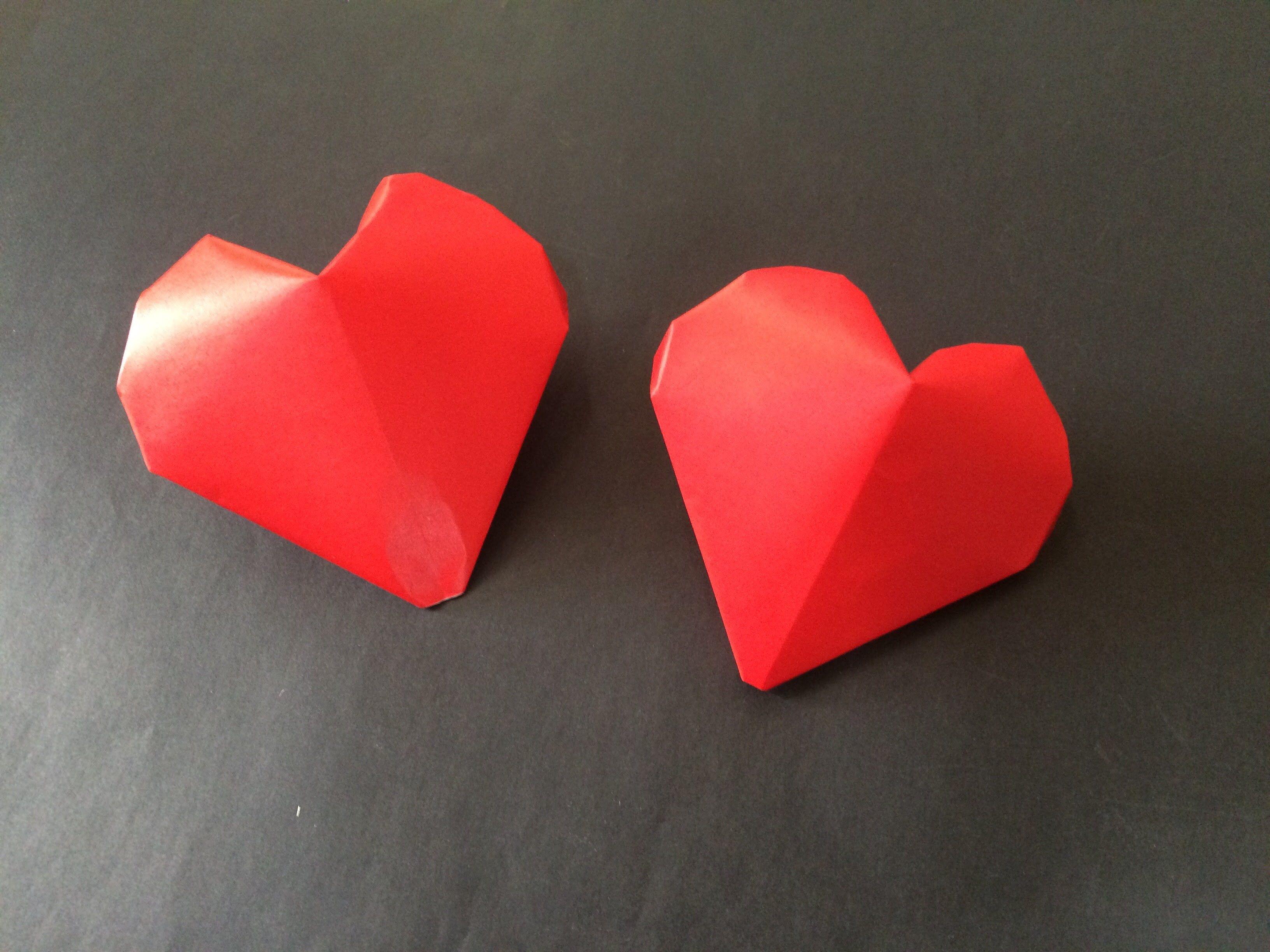origami heart balloon pinterest origami heart balloon jeuxipadfo Gallery