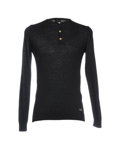 SSEINSE Men's Sweater Dark blue XL INT