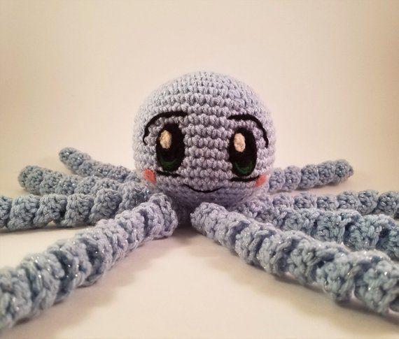 Crochet Octopus pattern #crochetoctopus Crochet Octopus pattern #crochetoctopus