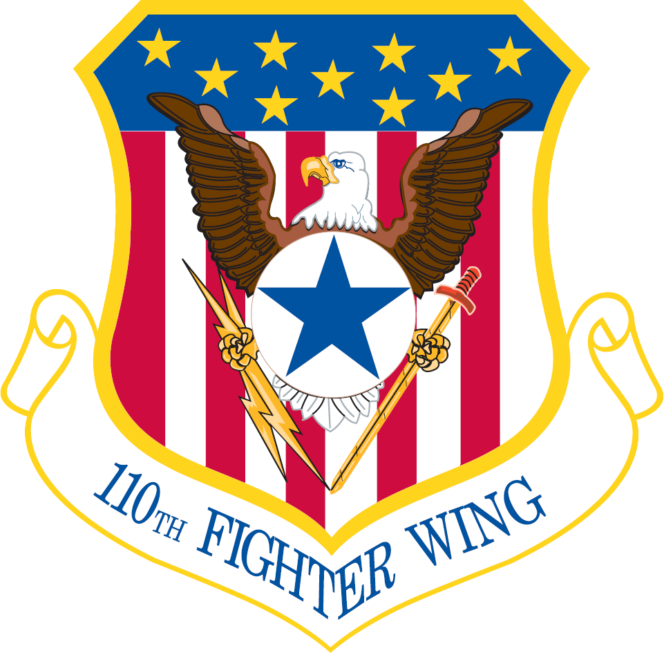 110th Fighter Wing (With images) Fighter, Wings