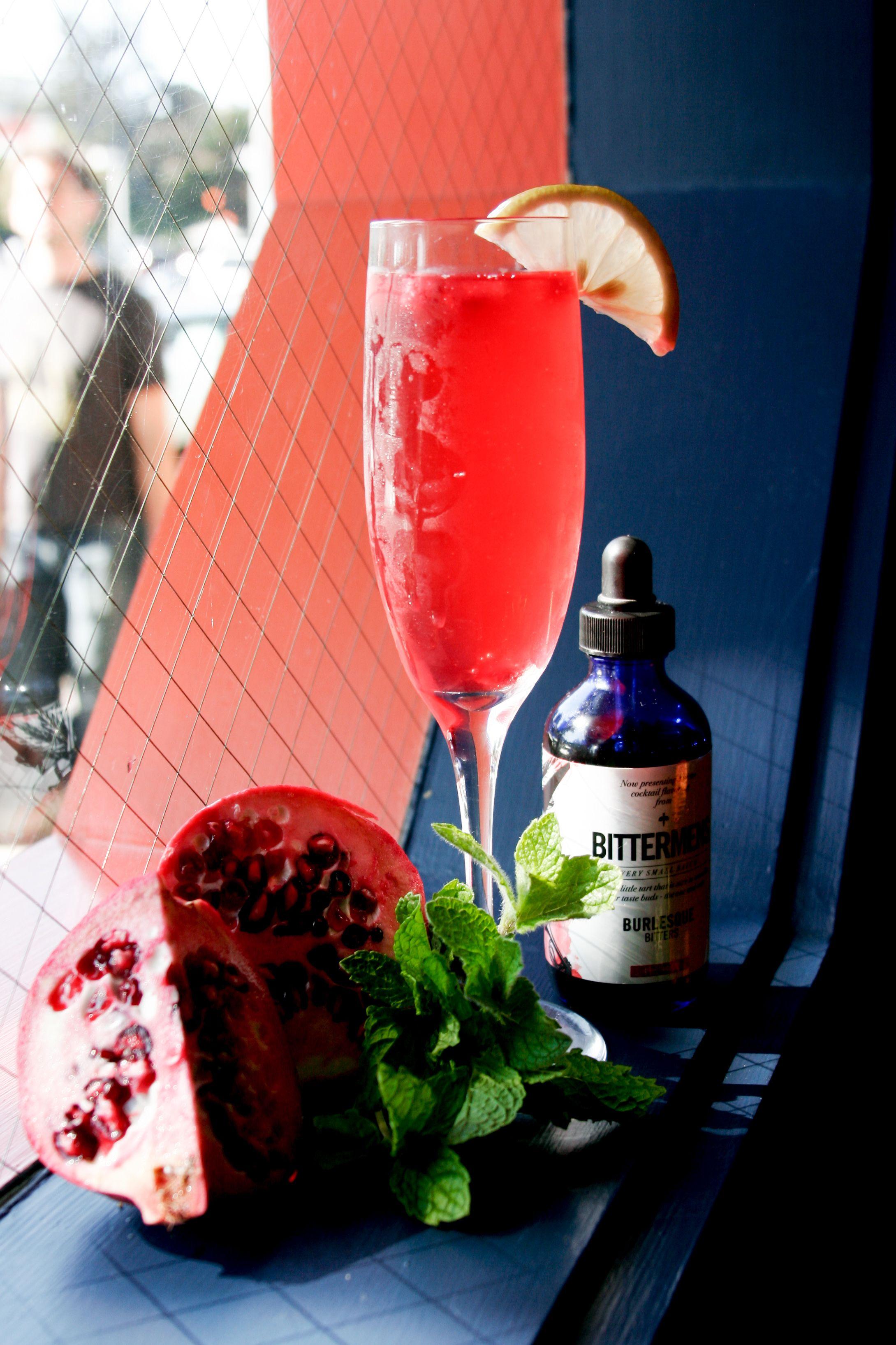 Marie Antoinette Cocktail