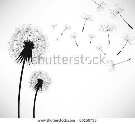 Dandelion Wind Blow Flower