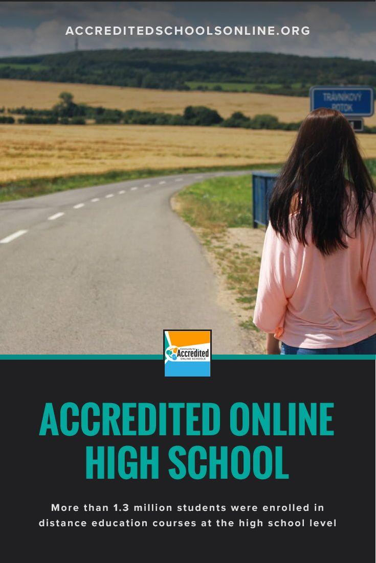 Online High School Pinterest Online High School High School And