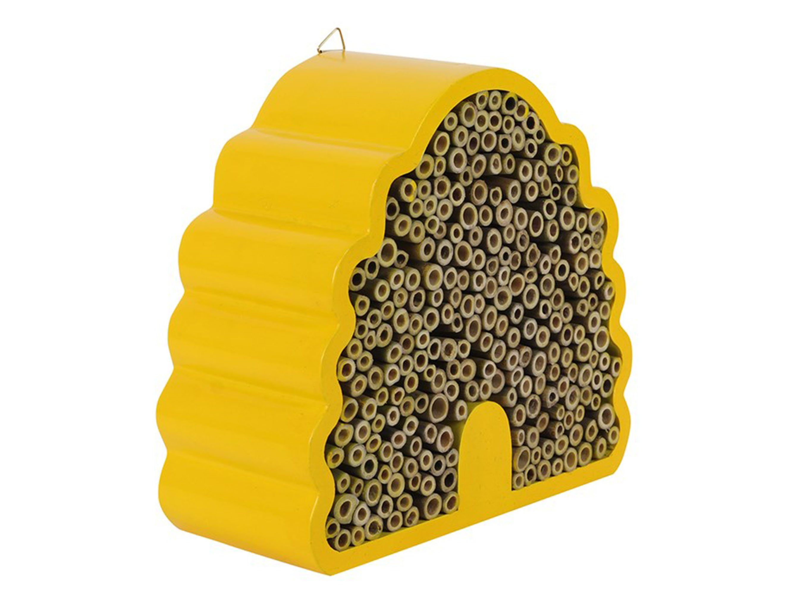 14 Beehive Shaped Bee House & Insect House