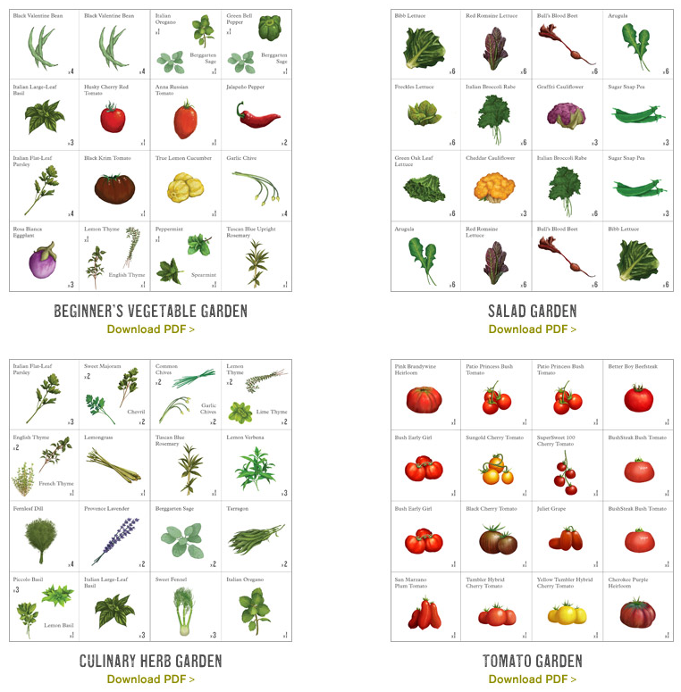 Williams Sonoma S Plant A Grams For Every Type Of Garden Pdf