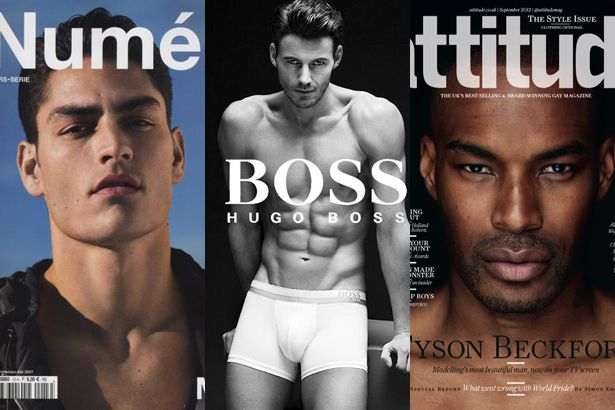 73973c1e181c The 48 Hottest Male Models in History
