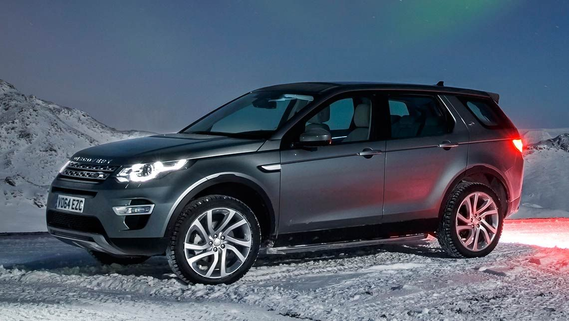 2015 Land Rover Discovery Sport Land rover discovery