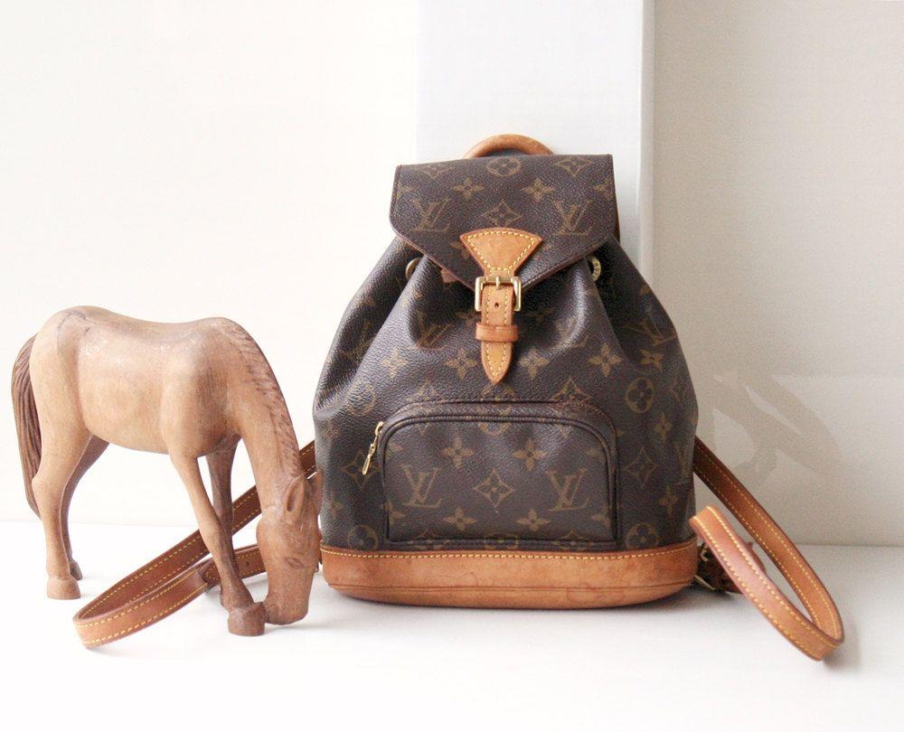 89ff3a588d8f Louis Vuitton Backpack