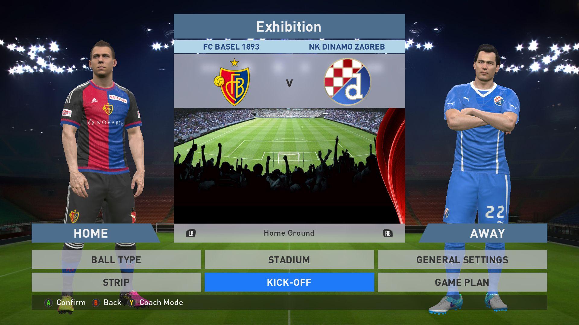 Pin On Pes 2016 Pro Evolution Soccer 2016 2