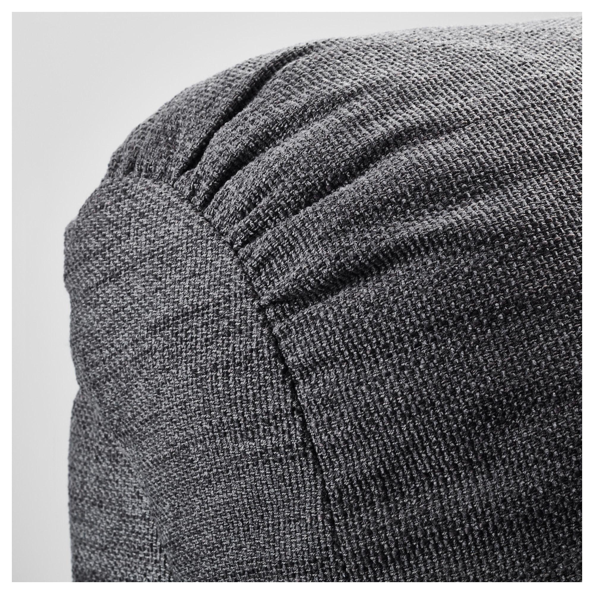 Tidafors Corner Sofa With Arm Right Hensta Grey With Images Corner Sofa Grey Corner Sofa Three Seat Sofa