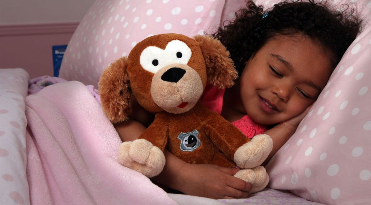 Dream team pets help your child sleep through the night as