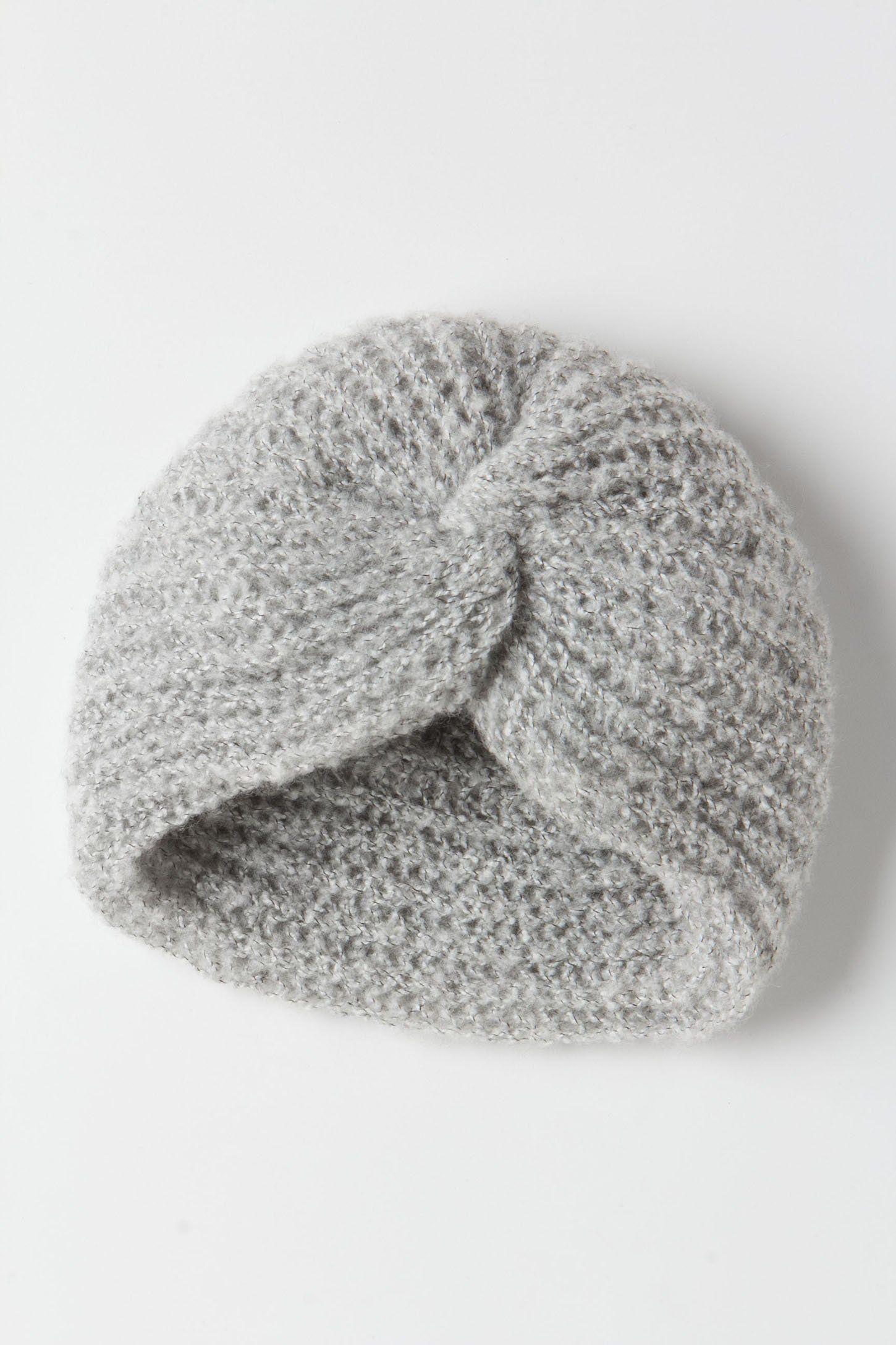 Pinterest Picks – Turban Style | Gorros, Turbantes y Tejido
