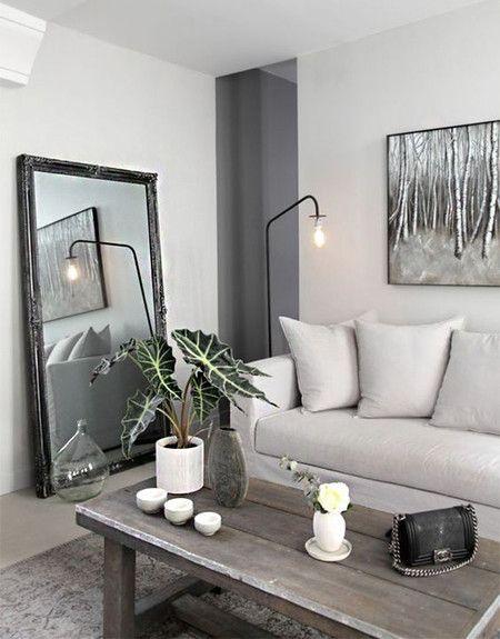 17 ideas de c mo colocar un espejo en el sal n de tu casa for Espejo pequeno decoracion
