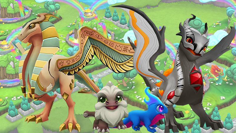 Dragonvale World Takes Obsessive Dragon Breeding To The Next