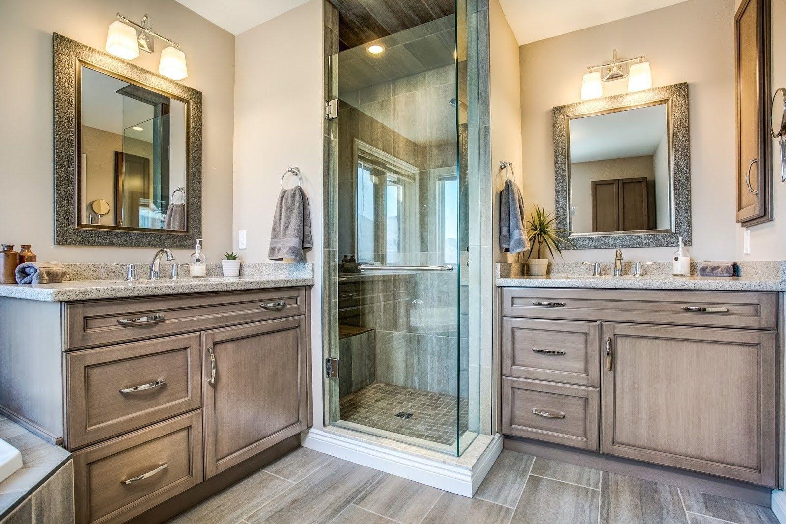 Schlichte Ikea Badezimmer Renovieren Mit Einem Durchschnittlichen Preis Von Bad Renovieren Und Bathroom Remodel Cost Bathrooms Remodel Bathroom Remodel Master