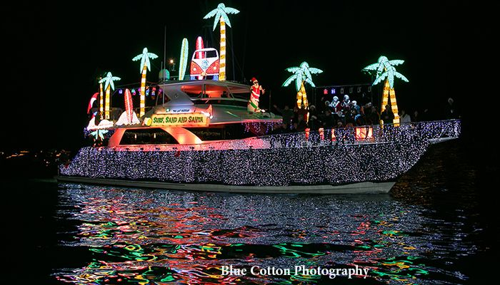 Cape Coral Parks and Recreation are hosting a Holiday Boat Along Saturday December 19 from 4:00 to 10:00 pm at Four Freedoms Park. Bleachers available but you may want to bring ...