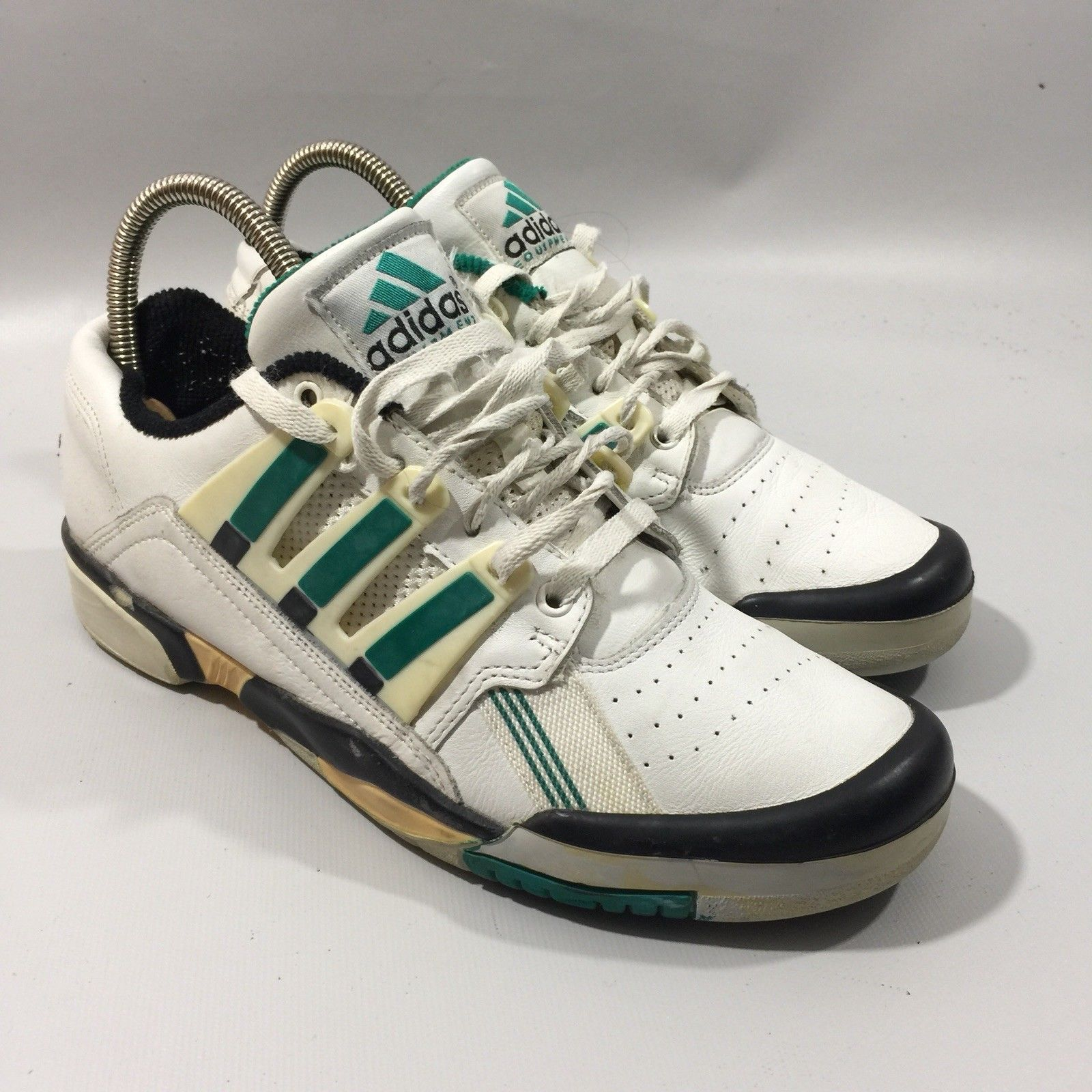 pretty nice d1b9f 62fef True Vintage Made In France Adidas Equipment Torsion Kevlar ...