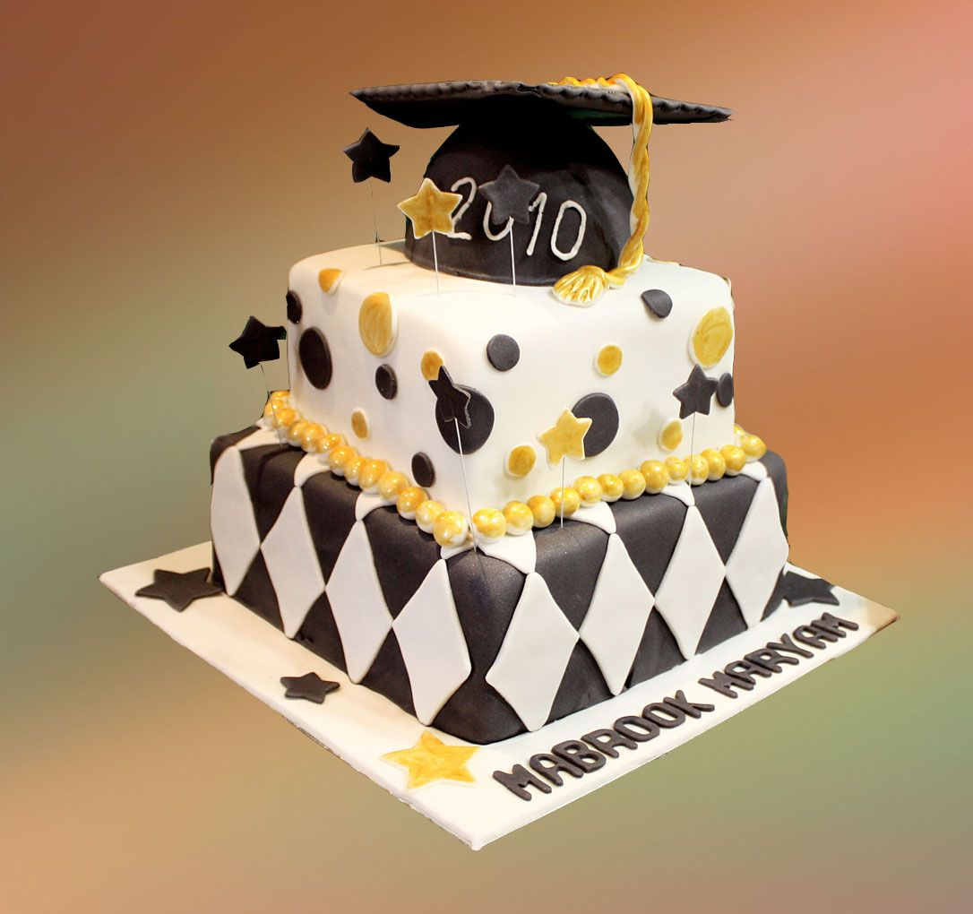 graduation pictures ideas 2015 - Blue And White Graduation Cakes 2014