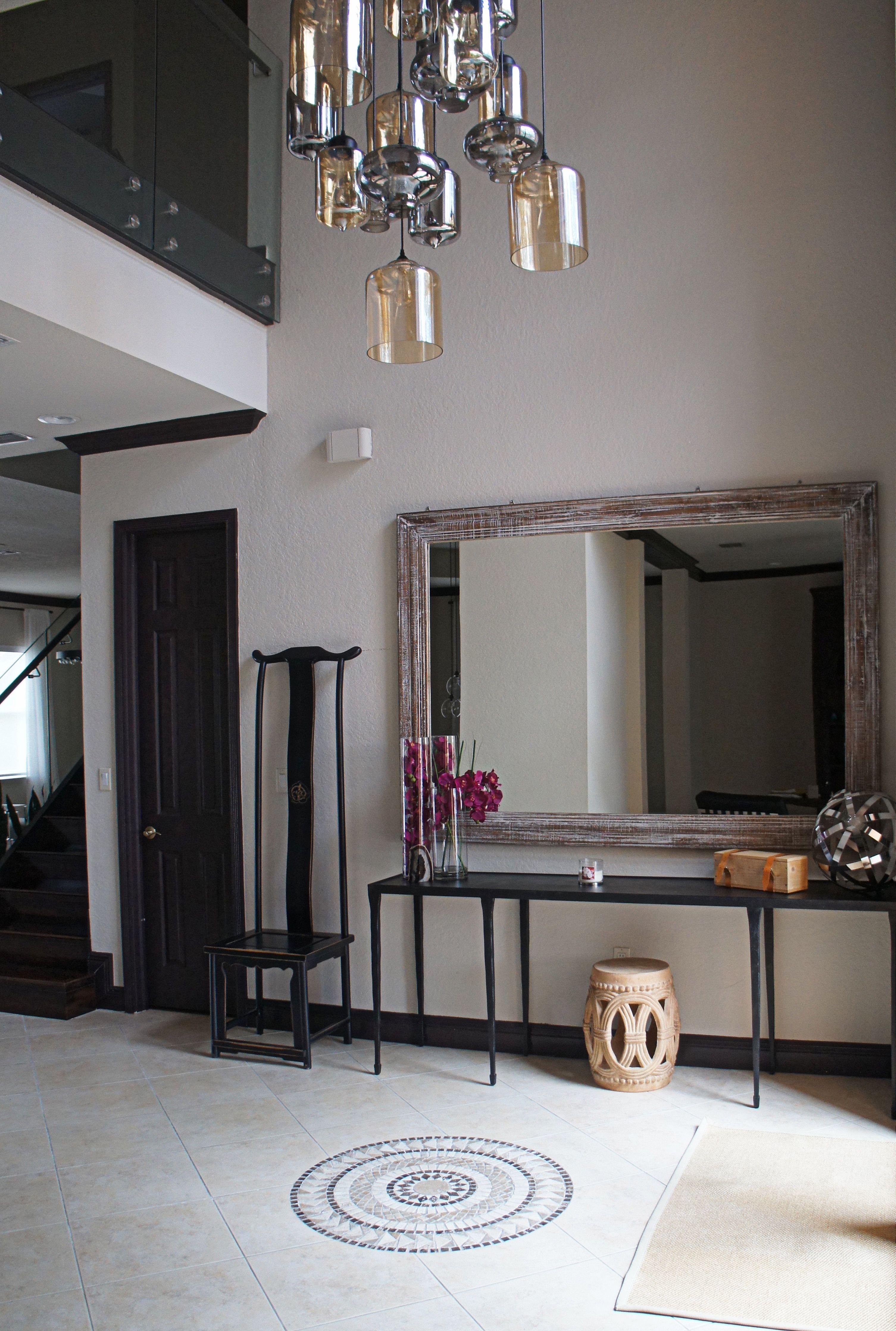 Modern foyer love the light interiors pinterest modern modern foyer love the light aloadofball Choice Image
